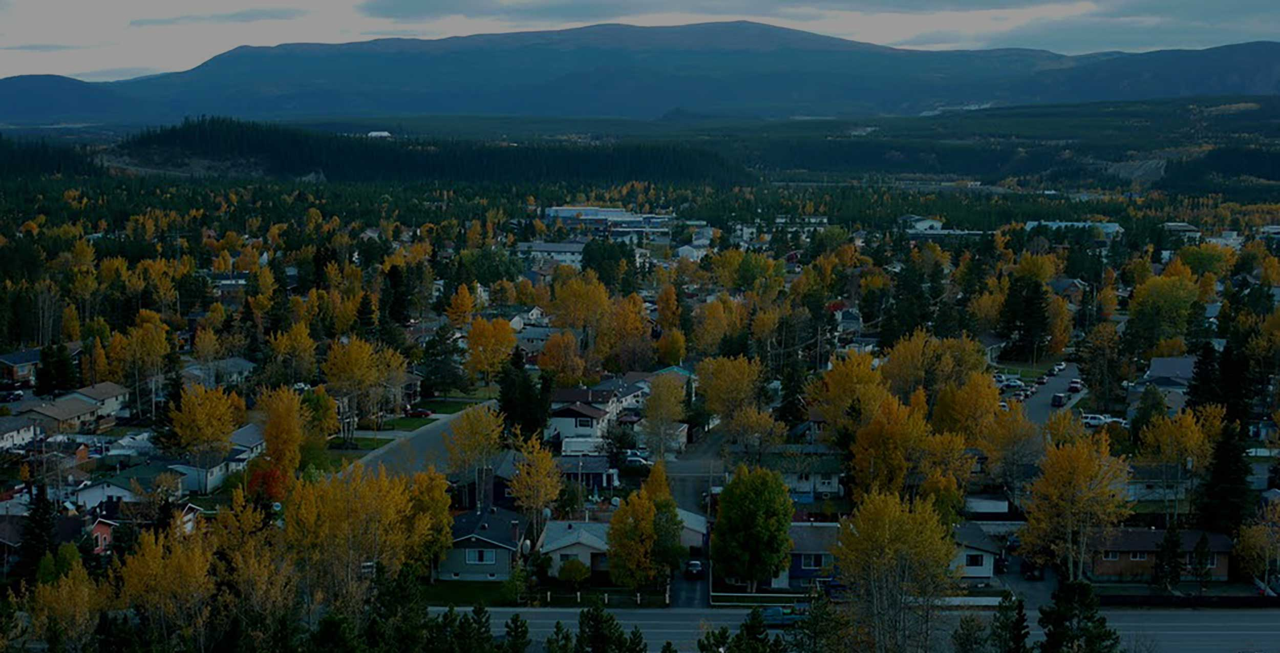 Riverdale neighbourhood Whitehorse